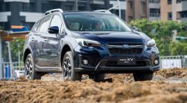 Đánh giá nhanh Subaru XV 2018 tại Đài Loan