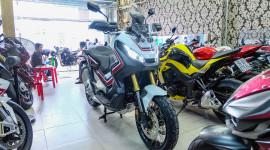 Ảnh chi tiết Honda X-ADV đầu tiên về Việt Nam