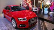 Audi A5 Sportback 2017 xuất hiện tại triển lãm phong cách sống châu Âu