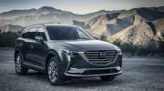 Mazda CX-9 2017 đạt tiêu chuẩn an toàn cao