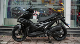 Yamaha thông báo nâng cấp miễn phí phuộc sau cho NVX 125/155