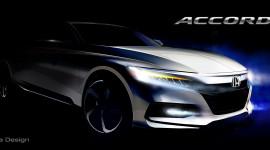Honda Accord 2018 sắp trình làng