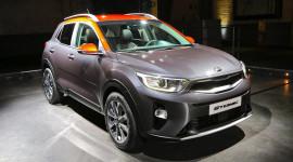 Kia ra mắt SUV cỡ nhỏ Stonic cạnh tranh Hyundai Kona