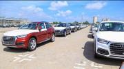 """Lô Audi Q5 thế hệ mới bất ngờ """"cập bến"""" Việt Nam"""