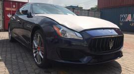 Maserati Quattroporte GranSport GTS 2017 đầu tiên về Việt Nam