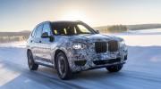BMW X3 2018 chuẩn bị trình làng