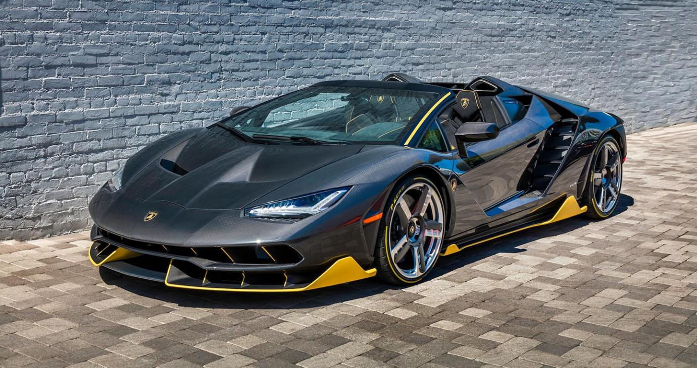 Siêu phẩm Lamborghini Centenario Roadster đầu tiên đến tay khách hàng