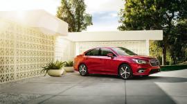 Công bố giá bán Subaru Legacy và Outback 2018
