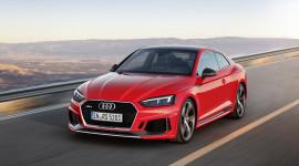 Audi RS5 Coupe 2017 ra mắt thị trường châu Âu, giá từ 90.390 USD