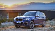 BMW X3 2018 chính thức trình làng, thêm nhiều trang bị mới