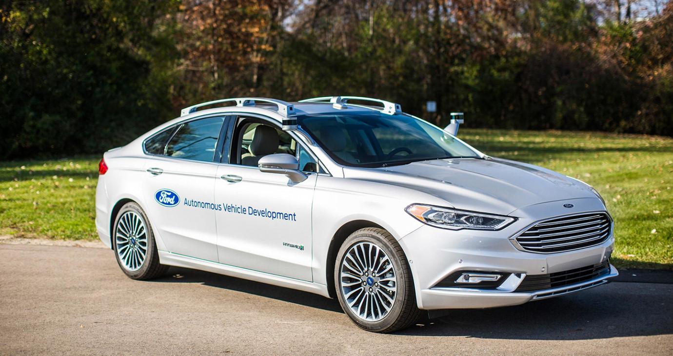 Ford bắt đầu thử nghiệm công nghệ tự hành trên môi trường thực tế