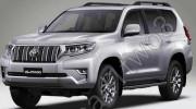 """Toyota Land Cruiser Prado 2018 tiếp tục lộ """"ảnh nóng"""""""