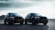 BMW giới thiệu X5M và X6M phiên bản Black Fire Edition