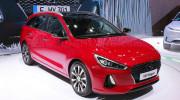 Hyundai i30 Tourer 2017 có giá bán từ 22.300 USD
