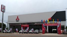 Khai trương đại lý Mitsubishi 3S ở Quy Nhơn