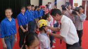 Honda Việt Nam tặng 2.000 MBH cho người dân tỉnh Thanh
