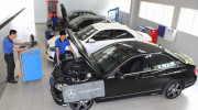 Ưu đãi cho xe Mercedes-Benz đã qua sử dụng trên 5 năm