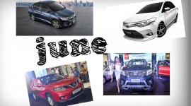 """4 ôtô """"hot"""" vừa ra mắt Việt Nam trong tháng 6"""
