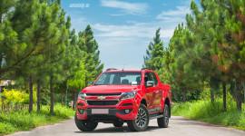 Đánh giá Chevrolet Colorado HighCountry 2017: Nâng cấp đáng giá