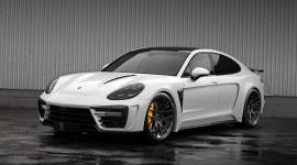 Porsche Panamera Turbo cực chất với gói độ Stingray GTR Edition