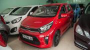 Khuyến mãi ồ ạt, thị trường ôtô Việt tăng trưởng nhẹ