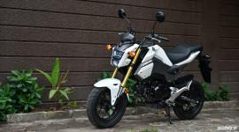 """Đánh giá Honda MSX125 2017: Xe """"chất"""" giá """"mềm"""""""
