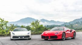 """Tôi đã """"cóng"""" khi lái Ferrari 488GTB và 488 Spider"""