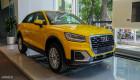 Audi Q2 đã có mặt tại showroom, sẵn sàng bán tới tay người dùng