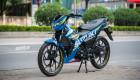 Cận cảnh Suzuki Satria F150 Fi 2017 giá hơn 70 triệu tại Hà Nội