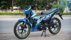 Ảnh chi tiết Suzuki Satria F150 Fi 2017 tại Hà Nội