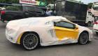 Lamborghini Aventador S đầu tiên về Việt Nam đi đăng kiểm tại Hà Nội