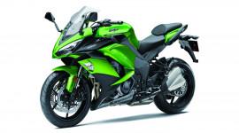 Kawasaki Ninja 1000 2017 trình làng, giá hơn 15.000 USD