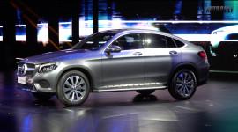Tìm hiểu nhanh Mercedes GLC 300 4MATIC Coupe giá 2,9 tỷ đồng