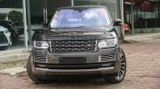 Ảnh chi tiết Range Rover SVAutobiography Hybrid đầu tiên về Việt Nam