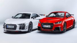 """Audi R8 và TT RS đẹp """"ngỡ ngàng"""" với trang bị thể thao"""