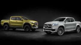 Chốt ngày ra mắt mẫu xe bán tải đầu tiên của Mercedes