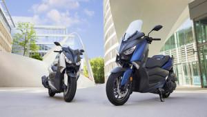 """Yamaha giới thiệu xe tay ga """"siêu to"""" X-Max 400 2018"""