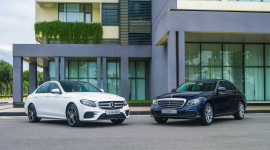 """E-Class: """"chìa khoá"""" giúp Mercedes-Benz bứt phá tại Việt Nam và trên toàn cầu"""