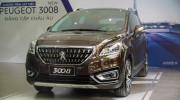 Cận cảnh Peugeot 3008 bản nâng cấp vừa ra mắt tại Việt Nam