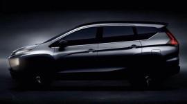 """Mitsubishi """"nhá hàng"""" mẫu MPV hoàn toàn mới sắp ra mắt"""