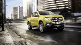 Mercedes-Benz X-Class: Bán tải hạng sang chính thức trình làng