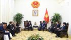 Tổng Giám đốc điều hành cấp cao của Mitsubishi Motors gặp mặt Thủ tướng Việt Nam