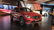 Mercedes-AMG GLC 43 4MATIC Coupe ra mắt, giá 116.000 USD