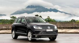 Đánh giá xe Volkswagen Touareg 2016: Riêng một lối đi