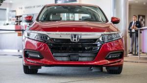 Honda Accord 2018: Những cảm nhận ban đầu