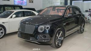 """""""Hàng hiếm"""" Bentley Bentayga First Edition rao bán tại Hà Nội"""