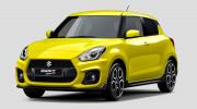 Tháng 9 tới, Suzuki Swift Sport 2017 sẽ chính thức ra mắt