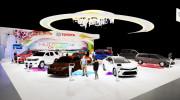 """Toyota sẽ """"bung sắc màu"""" tại Triển lãm Ô tô Việt Nam 2017"""