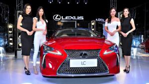 Lexus LC500 2017 chốt giá 219.430 USD tại Malaysia