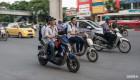 55% số vụ TNGT với học sinh THPT tại Hà Nội do xe đạp/xe máy điện